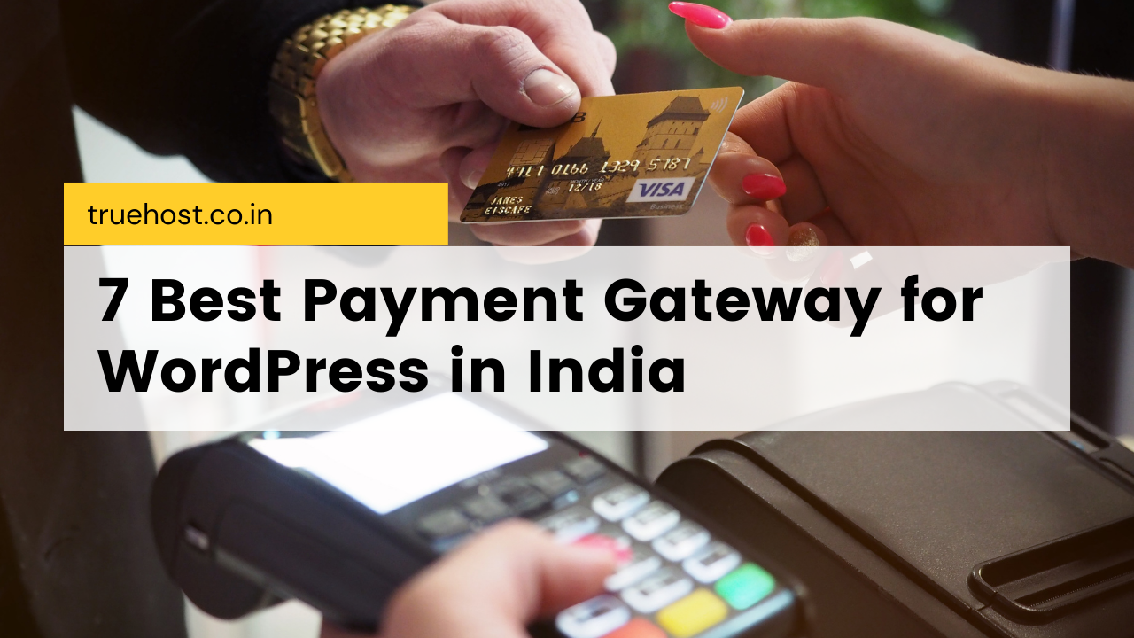 payment gateway for wordpress in India